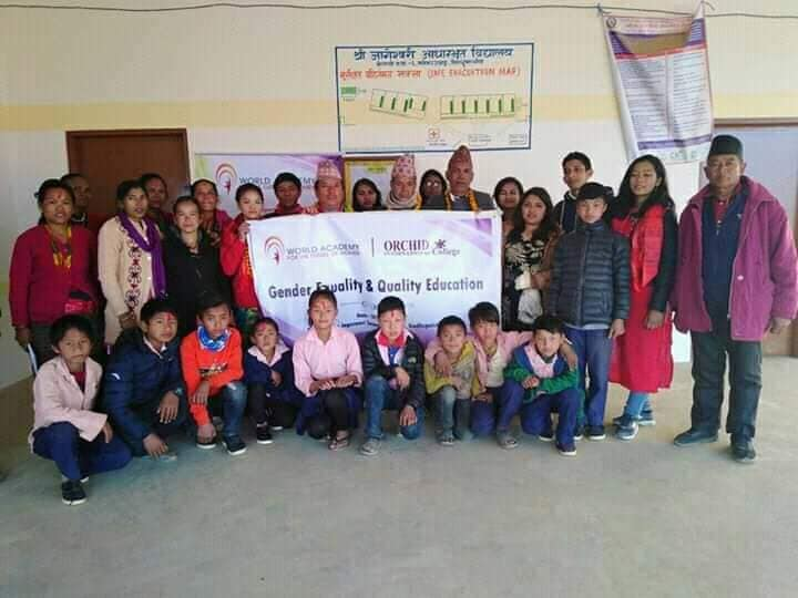 "1591895775 54 Social awareness program on ""Gender Equality amp Quality Educat…"