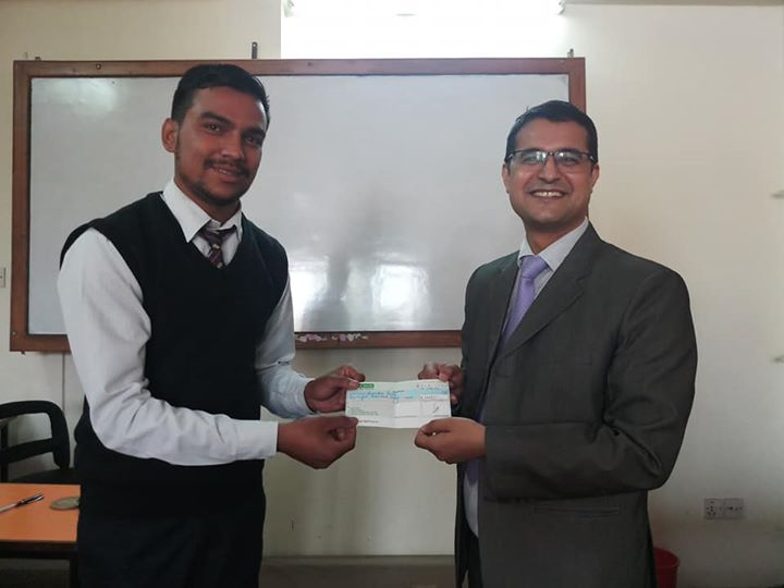 """1591899136 317 """"Mental Health awareness program"""" was organized for BSW students"""