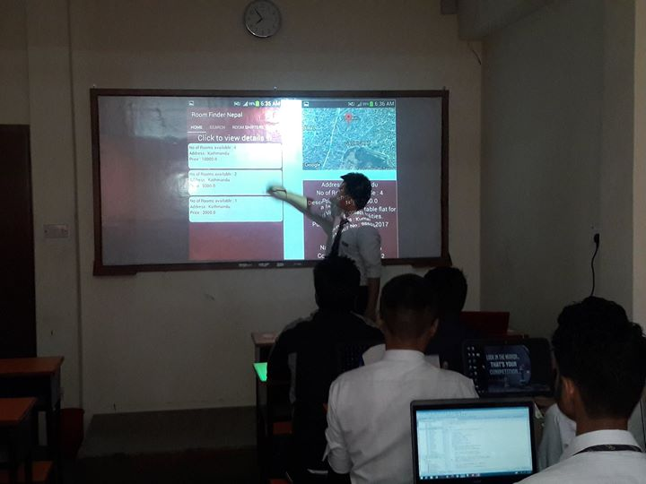 1591906693 906 Final Project Presentation on Android Application Development Thank you Abhisek…
