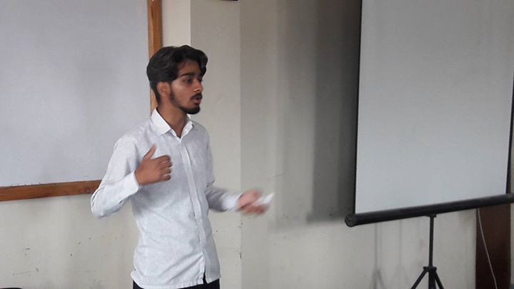 "1591906824 264 Oneday Workshop on ""Presentation Skill Development "" for the students"