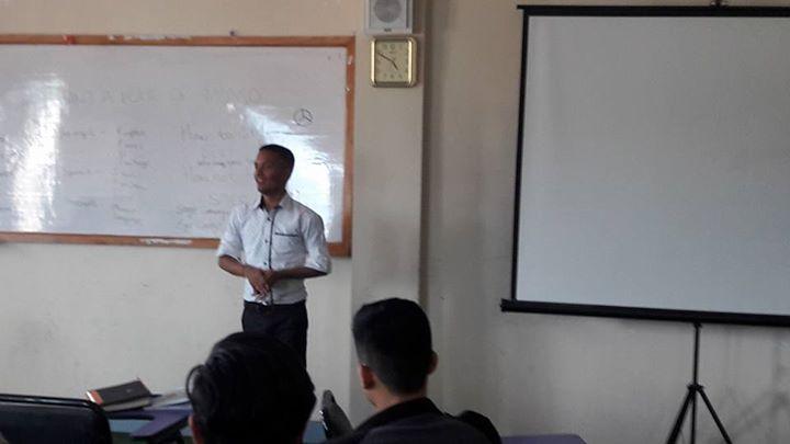"1591906824 440 Oneday Workshop on ""Presentation Skill Development "" for the students"