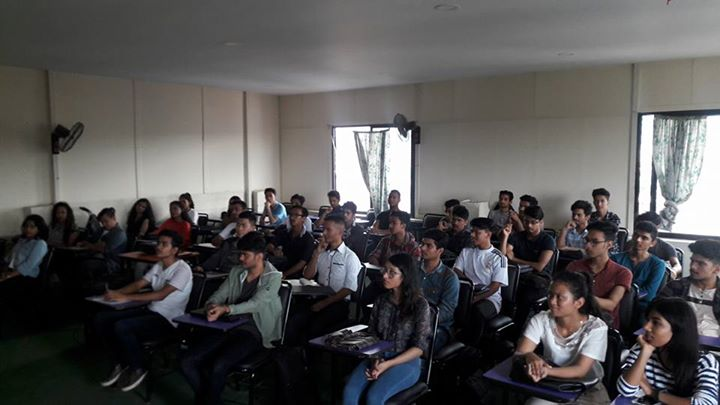 "1591906824 505 Oneday Workshop on ""Presentation Skill Development "" for the students"