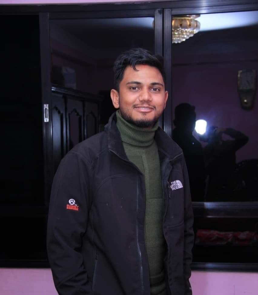 Mr. Prashant Giri, Student Of Bsw Ii Year Of Orchid