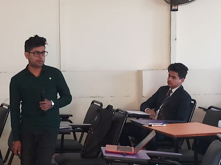 Workshop On Search Engine Optimization Is Successfully Conducted In The