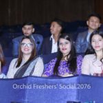 Orchid Fresher Social 2076 061