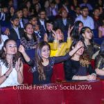 Orchid Fresher Social 2076 222