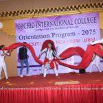 Orchid Intl College Orientation 2075 00134