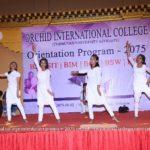 Orchid Intl College Orientation 2075 00137