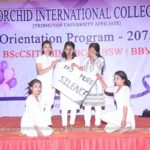 Orchid Intl College Orientation 2075 00144